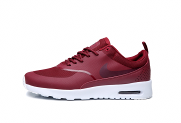 Homme Nike Air Max Thea Rouge