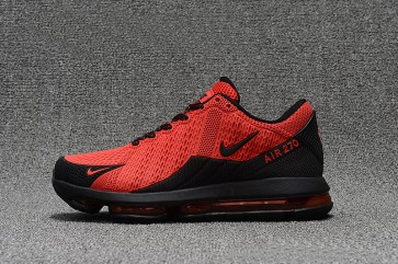 basket nike air max 270 rouge homme
