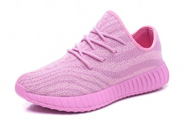 Femmes Adidas YEEZY BOOST 550 Poudre