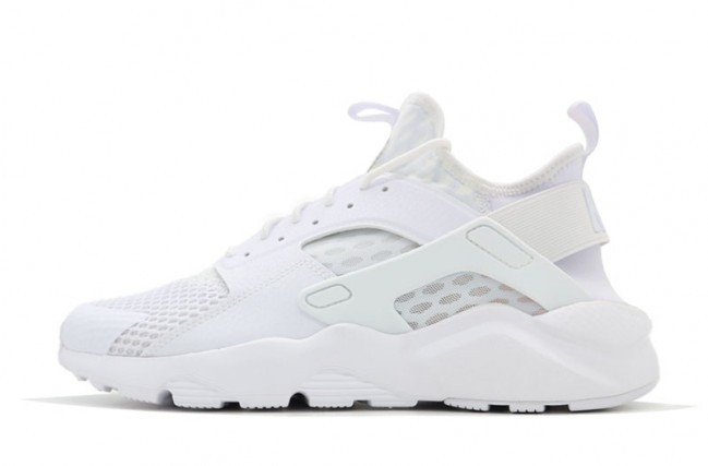 low priced 5f552 dc413 Homme Nike Air Huarache Ultra blanc