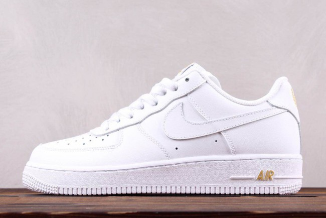 Femme/Homme Nike Air Force 1 Low Blanc