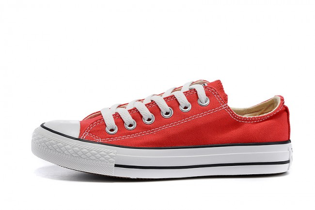 Rouge Taylor Chuck Star Converse All Femmehomme jScAL35R4q