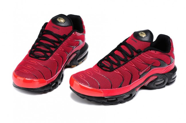 Homme Nike Air Max TN Rouge - Homme