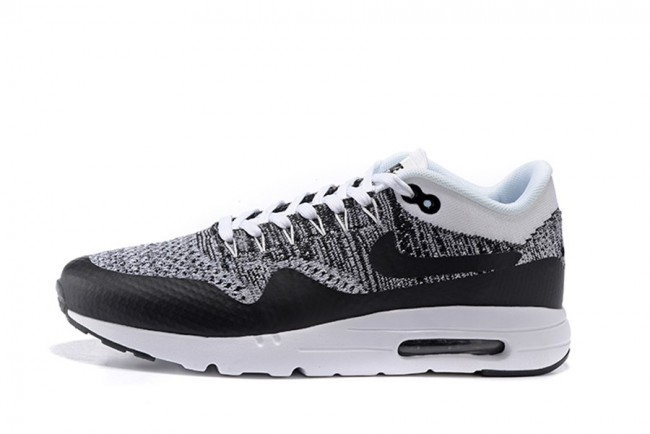 air max 1 ultra flyknit noir