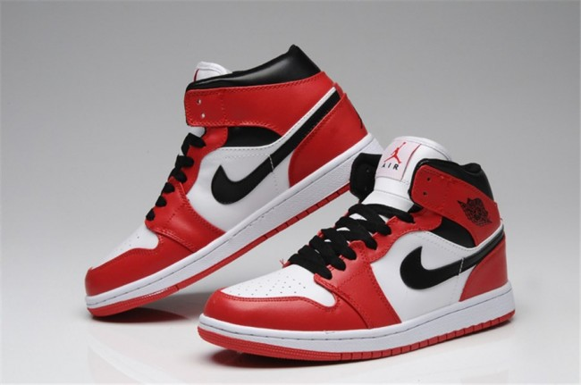 air jordan 1 homme rouge