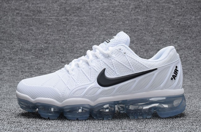 nike air vapormax flyknit blanche