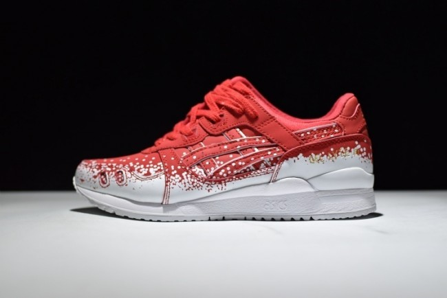 magasin en ligne 10329 63069 norway asics gel lyte iii rouge blanc de134 e3859
