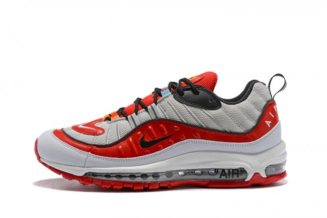 air max homme rouge et blanche