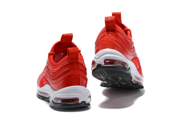 Homme Nike Air Max 97 Blanc/Rouge