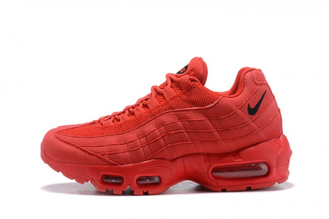 Femme Nike Air Max 95 Rouge