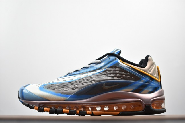 Noirbleu Air Max Nike Deluxe Homme q8zX7X