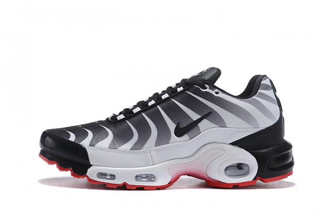 reputable site 45d25 3022f ... release date femme homme nike air max tn noir blanc rouge 976af 7df27