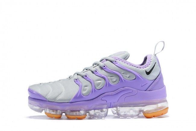 cd8d9076b6a2 Femme Homme Nike Air VaporMax Plus   TN Gris Violet
