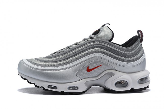 air max 97 homme argent