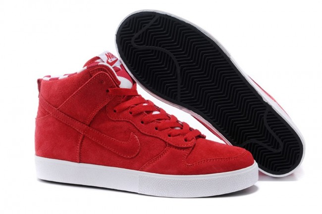 reputable site 72790 59dc7 Homme Nike Dunk SB Rouge