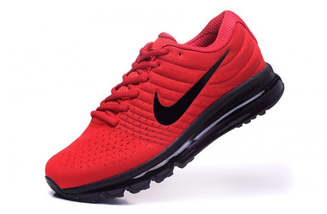 Homme Nike Air Max 2017 Rouge - Homme