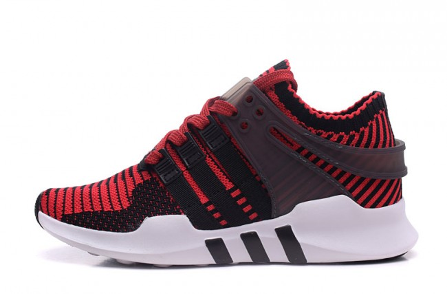 adidas eqt support adv femme rouge