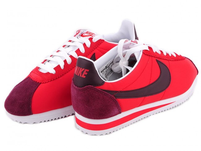 Homme Nike Cortez Rouge - Homme