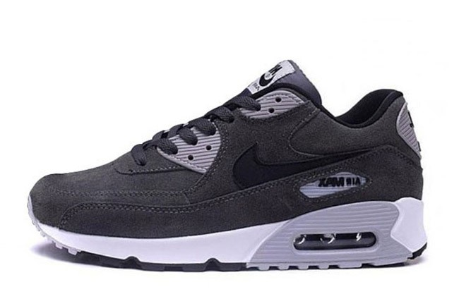 nike air max 90 grise homme