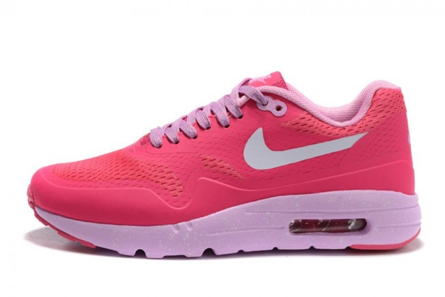 Femme Nike Air Max 1 Rouge