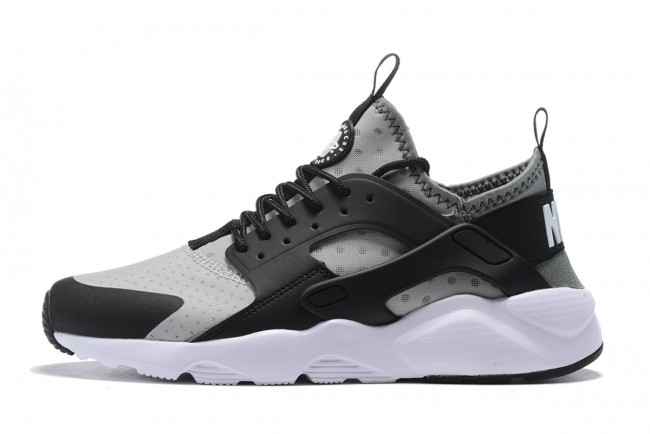 Homme Nike Air Huarache Ultra NoirGris