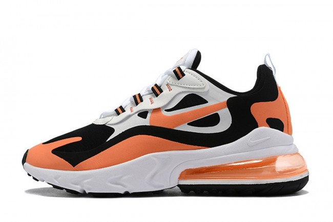 air max noir orange