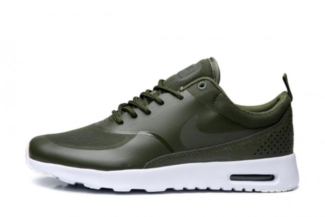 Nike Air Max Thea women Gris gris rose 599409 029