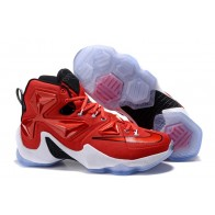 sneakers for cheap eb1c7 f7af7 Homme Nike Lebron James 13 Rouge