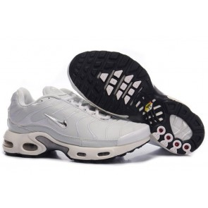 Homme Nike Air Max TN Blanc