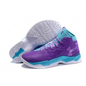 Under Armour UA Curry Two Violet/Bleu