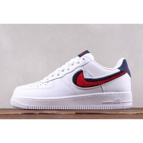 Femme/Homme Nike Air Force 1 '07 LV8 Blanc