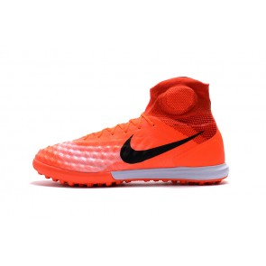 Homme NIke MagistaX Proximo II TF Orange