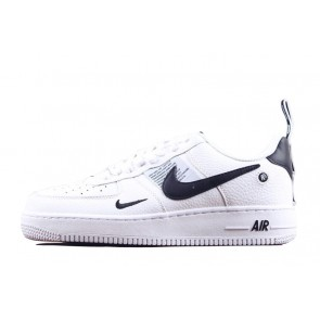 Femme/Homme Nike Air Force 1'07 Blanc
