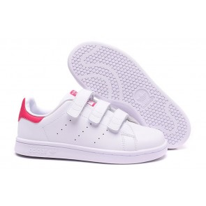 Femme nike roshe run pink print women Shoes Blanc/Rouge