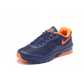 Femme Nike Air Max Invigor Bleu/Orange