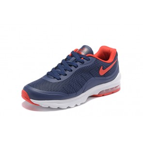 Femme/Homme rust mens nike sneakers black shoes Invigor Bleu