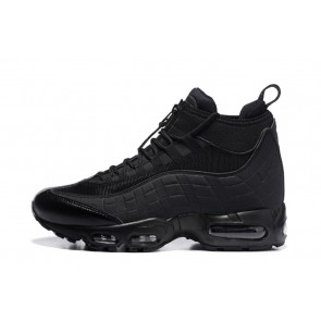 Homme Nike Air Max 95 Sneakerboot Noir
