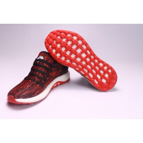 Femme/Homme Adidas Pure Boost ZG Rouge