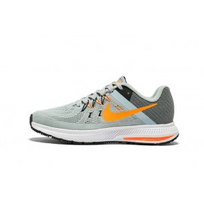 Homme Nike Air Zoom Winflo 2 Cendre