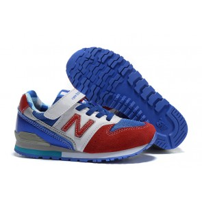KIDS  New Balance 996 Bleu