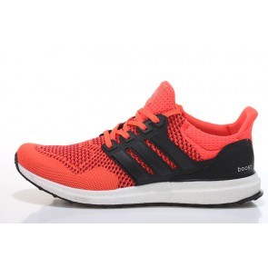Femme Adidas Ultra Boost Noir/Orange