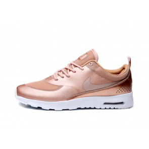 Femme Nike Air Max Thea golden/Rose