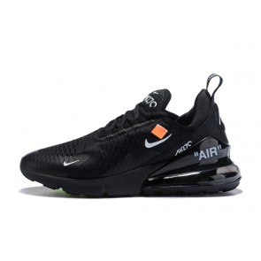Homme OFF-WHITE x Nike Air Max 270 Noir