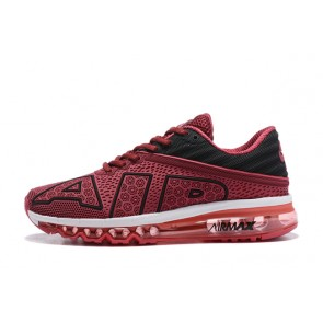 Homme Nike Air Max Flair Noir/Rouge
