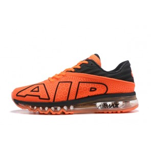 Homme Nike Air Max Flair Noir/Orange