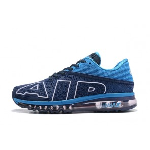 Homme Nike Air Max Flair Bleu