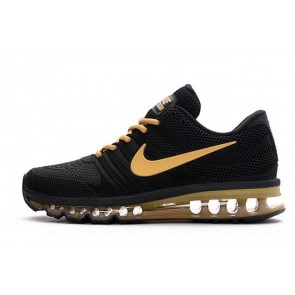 Homme  nike air max 2014 laufschuh schedule 2016 2017  Noir/Or