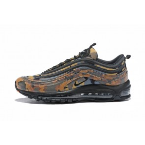 Homme Nike Air Max 97 Orange/Bleu