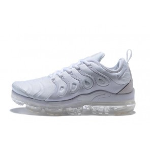 Homme Nike Air VaporMax Plus Blanc