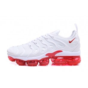 Homme Nike Air VaporMax Plus / TN Blanc/Rouge